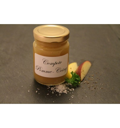 Compote Pommes-Coings
